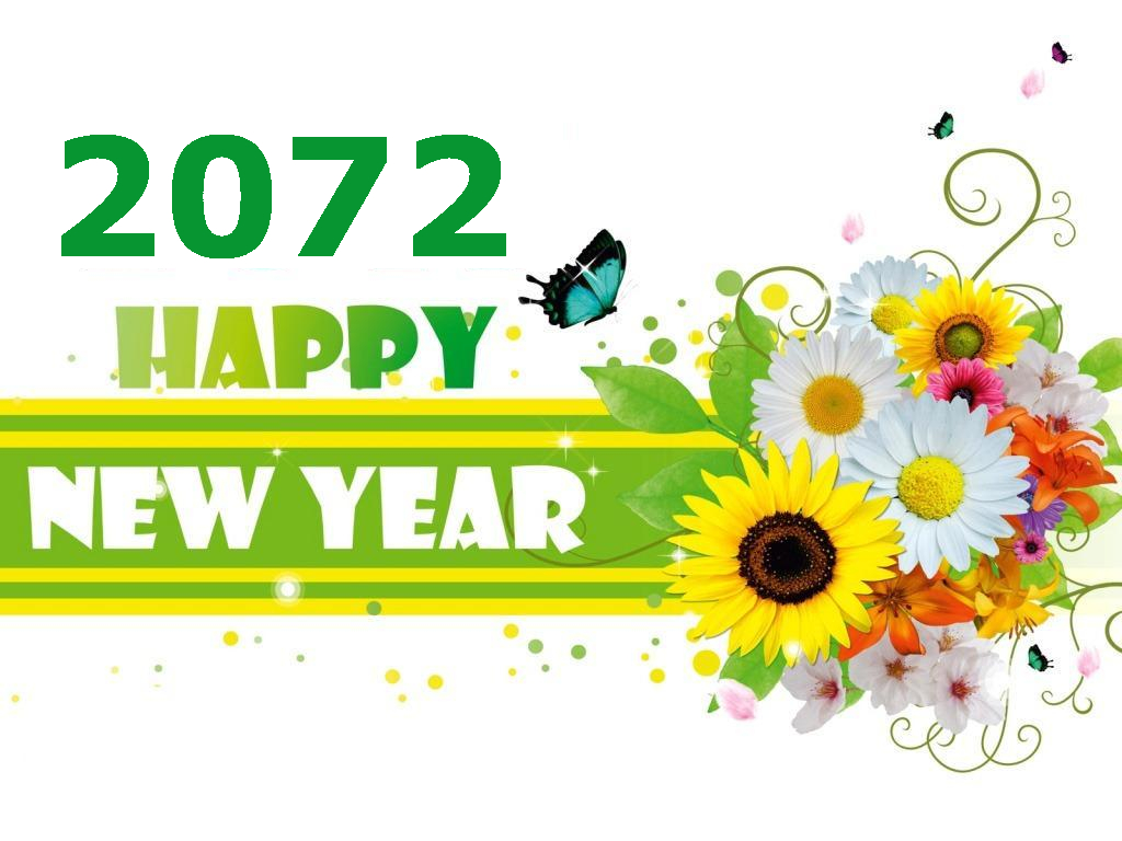 Happy New Year 2072 Images